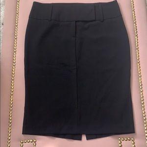Forever 21 Knee Length Pencil Skirt